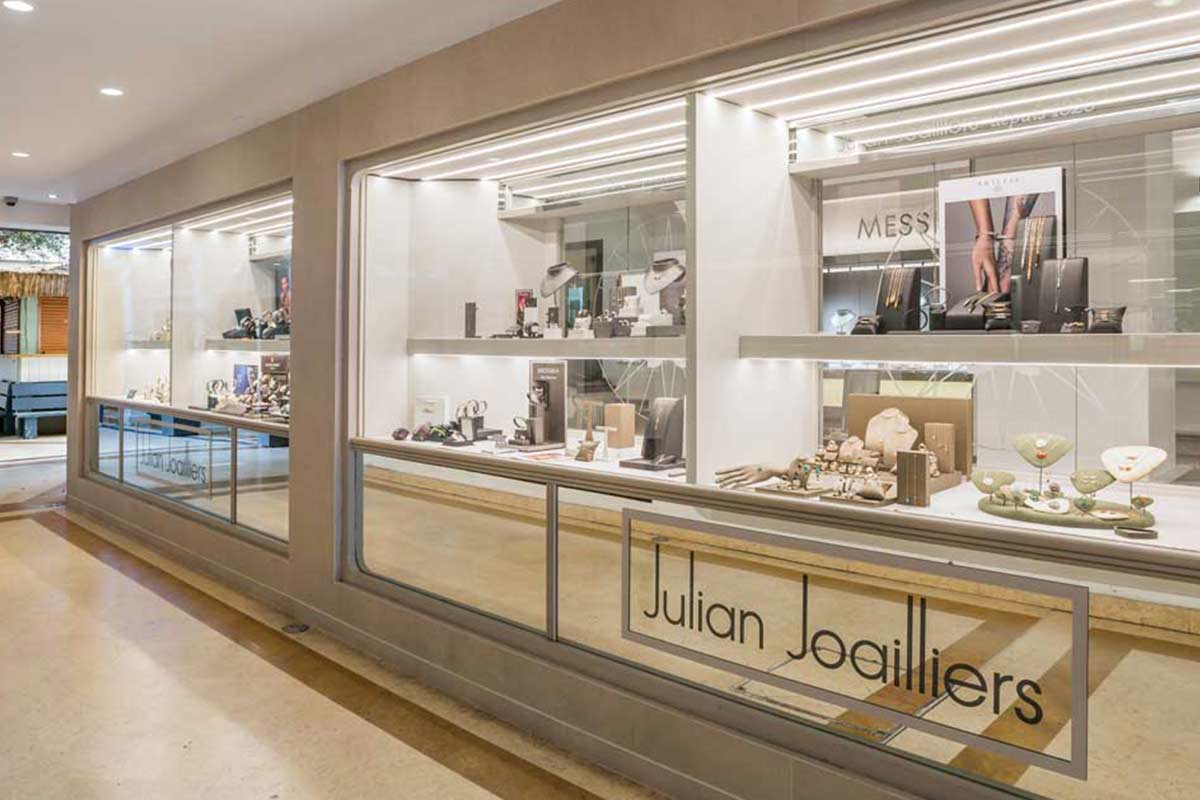 Julien Joailliers boutique